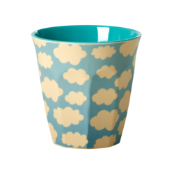 Melamine beker Blue with Clouds