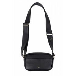 Zusss stoer schoudertasje zwart