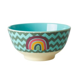 Rice Bowl ZigZag Rainbow