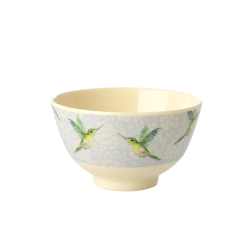 Melamine bowl small Hummingbird