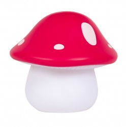 Little Light Mushroom Red