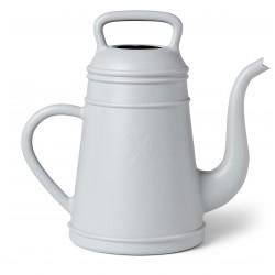 Xala Lungo gieter 8 liter licht grijs/wit