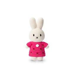 Nijntje met haar roze tulpen jurk